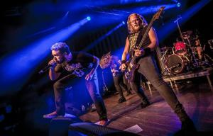 Anger Machine 2019 Trail of the Perished CD-release14
