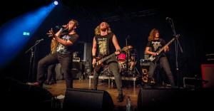 Anger Machine 2019 Trail of the Perished CD-release17