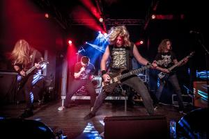 Anger Machine 2019 Trail of the Perished CD-release8 (1)